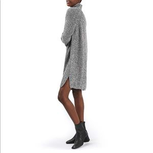 Topshop knit sweater dress